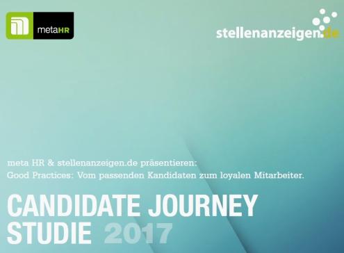 downloads: Candidate Journey Studie 2017