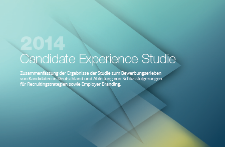 downloads: Candidate Experience Studie 2014